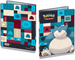 Ultra Pro Pokemon Snorlax 9-Pocket Portfolio