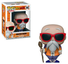 POP! Animation: Dragon Ball Z - Master Roshi (With Staff) #382