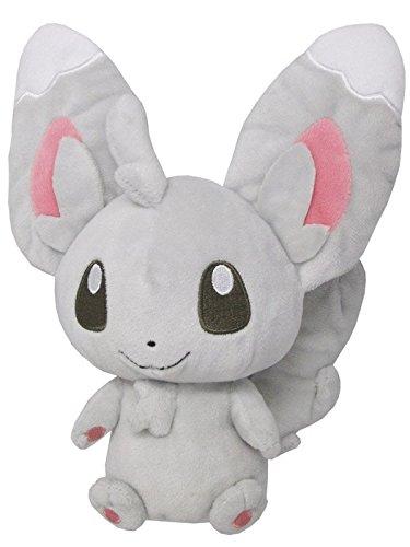 Japanese Pokemon Minccino 8.5 Plush PP33