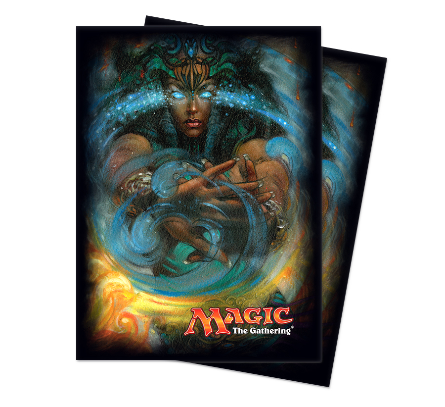 Ultra Pro Standard Size Eternal Masters Sleeves - Force of Will - 80ct