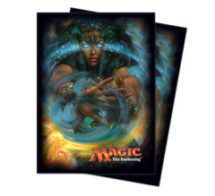 Ultra Pro Standard Size Eternal Masters Force of Will Sleeves - 80ct