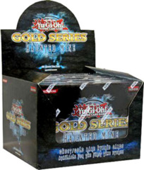 Yu-Gi-Oh 2012 Gold Series Haunted Mine Booster Display Box