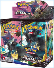 Pokemon Sun & Moon SM9 Team Up Booster Box