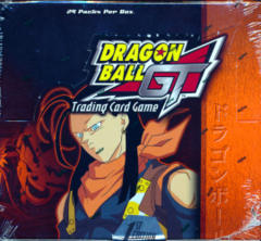 Dragon Ball GT TCG Super 17 Saga 1st Edition Booster Box