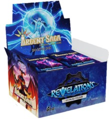 Argent Saga: Revelations Booster Box