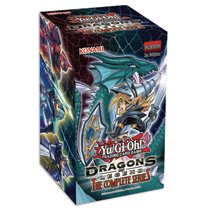 Yu-Gi-Oh Dragons of Legend: The Complete Series Blaster Box