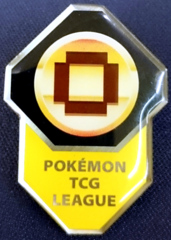 TCG Battle Frontier League Spirit Badge - Battle Palace
