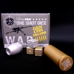 Ultra Pro One Shot Dice: 2016 Gen Con Exclusive