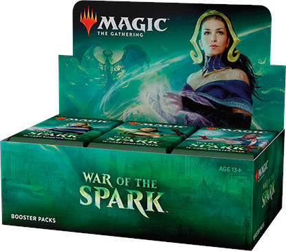 MTG War of the Spark Booster Box (English)