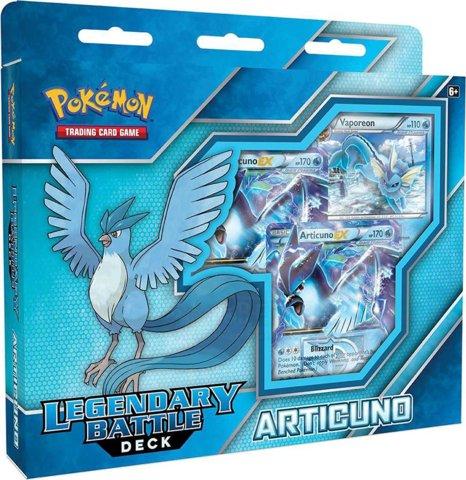 Pokemon Legendary Battle Deck: Articuno