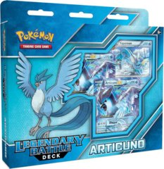 Pokemon Legendary Battle Deck: Articuno