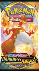 Pokemon SWSH3 Darkness Ablaze Booster Pack