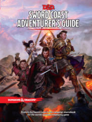 Dungeons & Dragons 5th Edition Sword Coast Adventurer's Guide