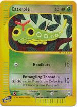 Caterpie - 96/165 - Common - Reverse Holo
