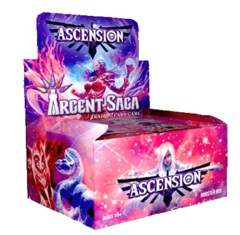 Argent Saga: Ascension Booster Box