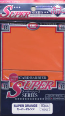 KMC Super Orange Sleeves 80ct