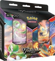 Pokemon V Battle Deck Bundle - Victini vs Gardevoir