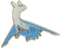 Latios Pin - Dragon Majesty Latios Pin Collection