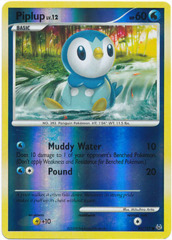 Piplup - 85/127 - Common - Reverse Holo
