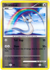 Dratini - 91/146 - Common - Reverse Holo