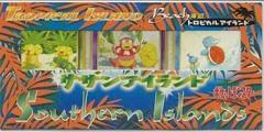 Japanese Pokemon Southern Islands Set - Beach