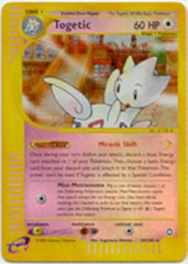Togetic - 39/147 - Rare - Reverse Holo