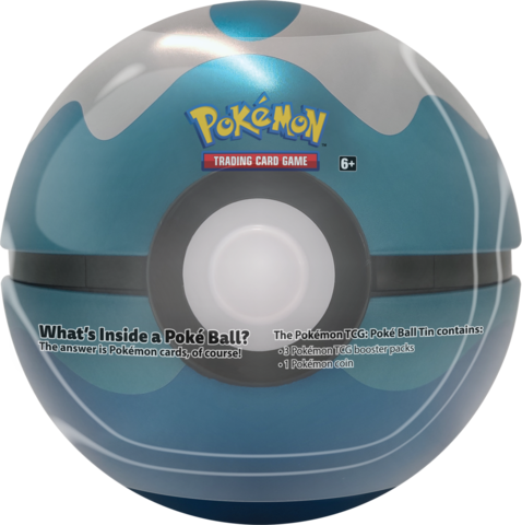 2020 Pokemon Dive Ball Tin