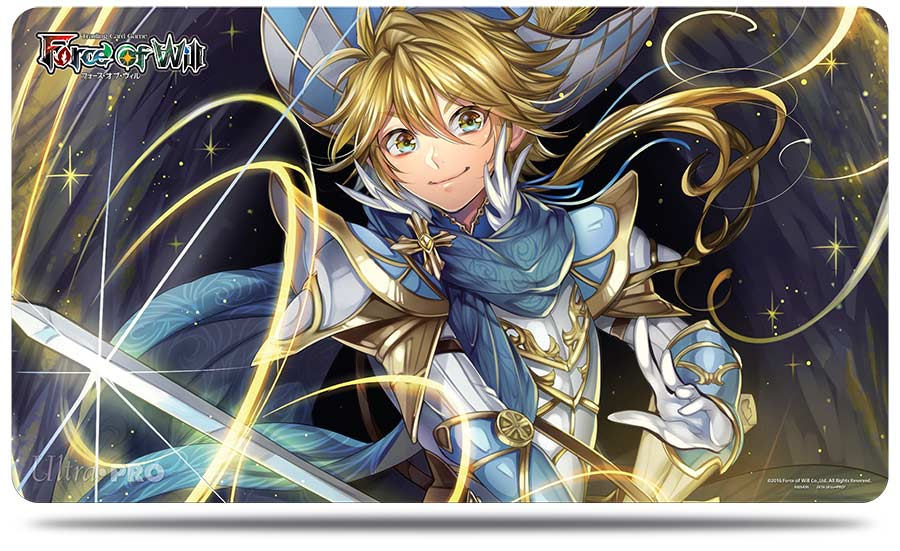 Ultra Pro Force of Will A4: Bors Playmat