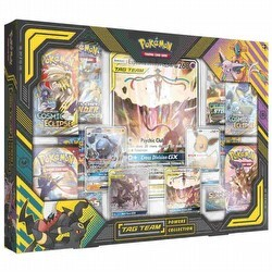 Pokemon TAG TEAM Powers Collection Box - Espeon & Deoxys