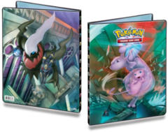 Ultra Pro Pokemon Sun & Moon SM11 Unified Minds 9-Pocket Portfolio - Mew/Mewtwo