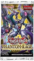 Yu-Gi-Oh Phantom Rage 1st Edition Booster Pack
