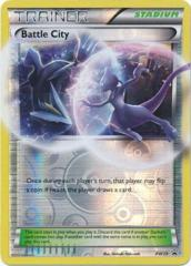 Battle City BW39 Reverse Holo Promo - Mewtwo Collection Exclusive