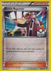Battle Reporter 88/111 Crosshatch Holo Promo - 2015 Pokemon League