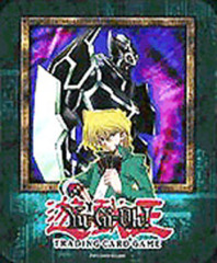 Yu-Gi-Oh 2003 Gearfried the Iron Knight Collectors Tin with 5 Packs and BPT 012 Card
