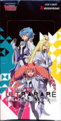 Cardfight!! Vanguard VGE-V-EB03 Ultra Rare Miracle Collection Extra Booster Box