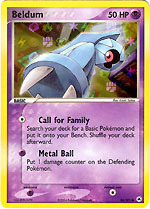 Beldum - 54/101 - Common - Reverse Holo