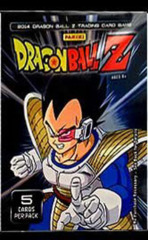 Panini Dragonball Z Base Set Booster Pack