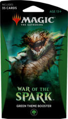 MTG War of the Spark Theme Booster Pack - Green