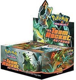 Pokemon EX Team Rocket Returns Booster Box
