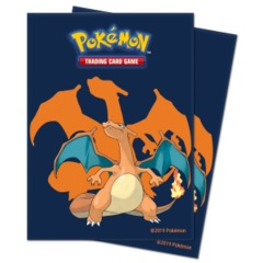 Ultra Pro Standard Size Pokemon Sleeves - Charizard 2020 - 65ct