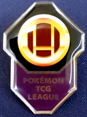 TCG Battle Frontier League Tactics Badge - Battle Dome