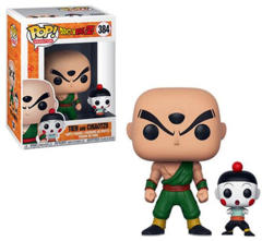 POP! Animation: Dragon Ball Z - Tien and Chiaotzu #384