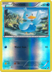 Ducklett - 36/114 - Common - Reverse Holo