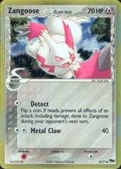 Zangoose - 15/17 - Holo Common