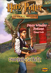 Percy Weasley Potions Theme Deck