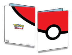 Ultra Pro Pokemon Pokeball 9-Pocket Portfolio