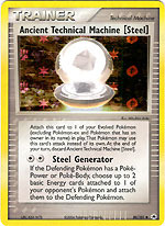 Pokemon Ex Hidden Legends Uncommon #87//101 Ancient Tomb