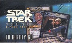 Star Trek CCG To Boldly Go Booster Box