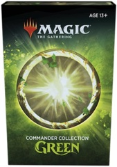 MTG Commander Collection: Green Box