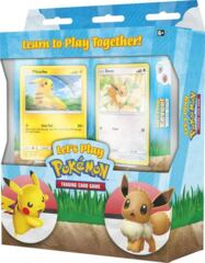 Pokemon Let's Play Box - Eevee & Pikachu